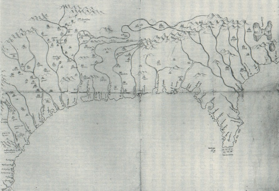 First Known Map (2)